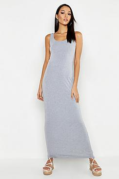 Tall Basic Maxi Dress