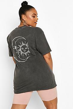 Plus Sun and Moon T-Shirt