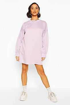 The Perfect Oversized Sweater Dress