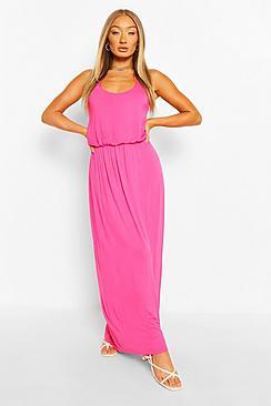 Se  Racer Back Maxi Dress ved Boohoo.com