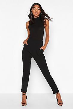 Tall Basic Stretch Skinny Trousers